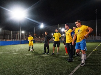 Тренування команди